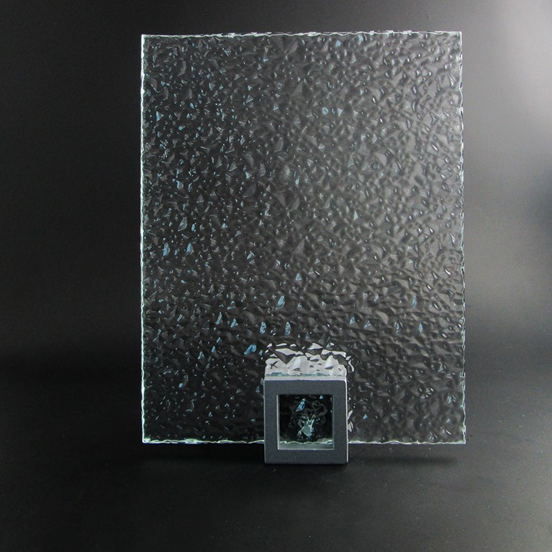 Verre imprim goutte d 39 eau for Fenetre verre securit